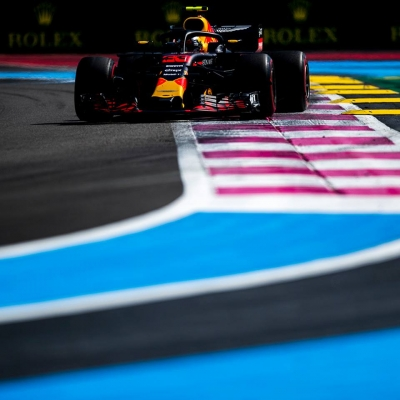 GP DE FRANCIA - RACE RED BULL RACING