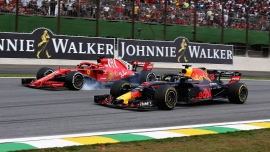 GP de Brasil - RACE Red Bull Racing