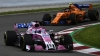 2018 ESPAÑOL GRAN PREMIO FORCE INDIA