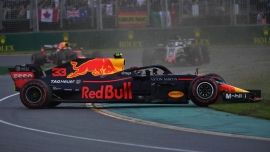 2018 GP de Australia Red Bull Racing